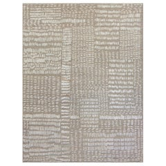 Mansour Modern Handwoven Moroccan Inspired Wool Rug