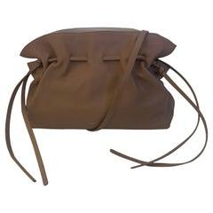 Mansur Gavriel Biscotto/ Creme Leather Protea Crossbody Bag rt. $795
