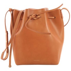 Mansur Gavriel Bucket Bag Leather Large