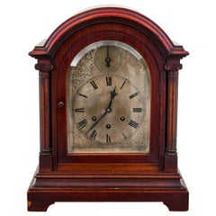 Mantel Clock by Gustav Becker, Germany, circa 1930