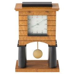 Mantel Clock Michael Graves Alessi Postmodern, 1980s