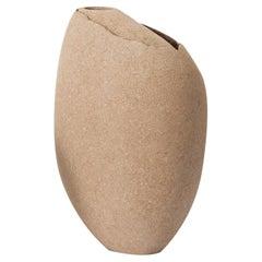 Mantiqueira Tall Beige Vase