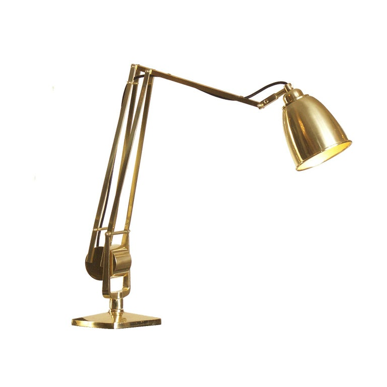 Mantodeus Table Lamp Mid-Century Modern Style Re-Edition  For Sale