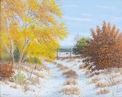 Untitled Snowy Landscape