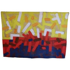 Manuel Marzo, Acrylic on Tapestry, Contemporary, Spain