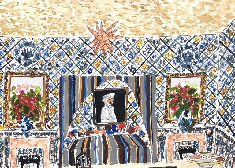 A Turkish room - Contemporary Art by Manuel Santelices
