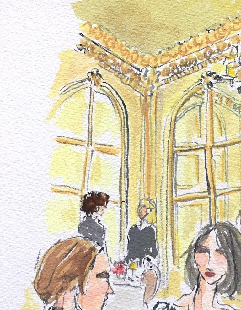 Lunch at the Ritz - Contemporary Art by Manuel Santelices