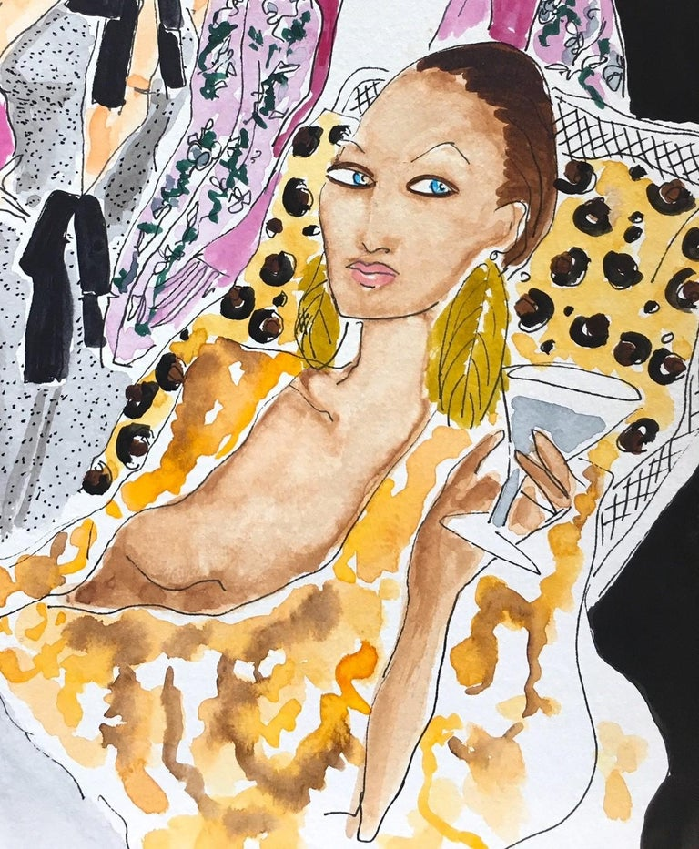 Tom Ford fall 2020 - Contemporary Art by Manuel Santelices