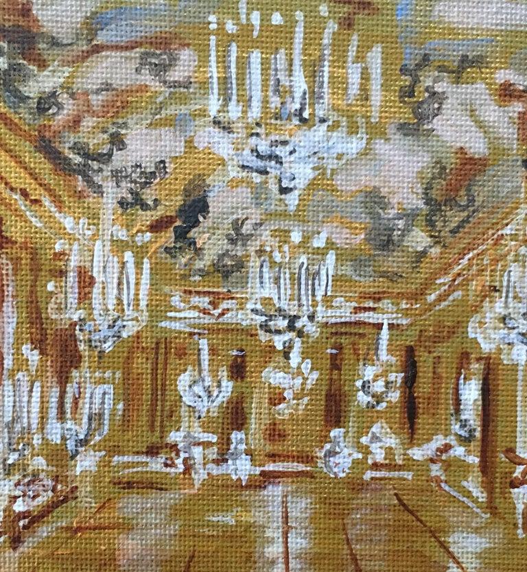 Versailles - Art by Manuel Santelices