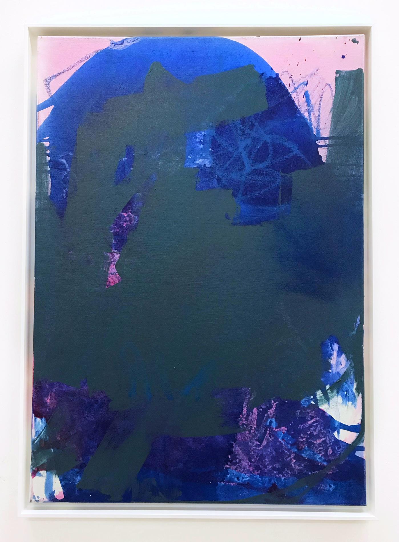 Indulgence - Expressive painting, abstract art, Contemporary Art, modern art