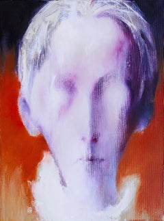 Little Prince 2 by Manuell Manastireanu Contemporary 21st Century European Art