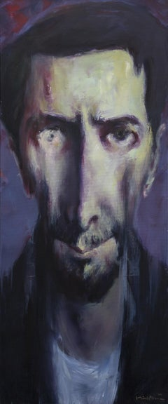 Luchian by Manuell Manastireanu Contemporary 21st Century European Artist