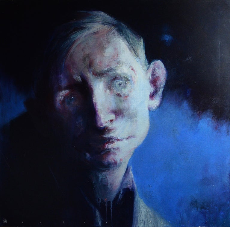 Emanuell is a Romanian contemporary artist, and member of the Union of Artists of Romania since 2001. His work was exhibited in London, Brussels, Bucharest and around Romania and the UK. This is a portrait of Prof Stephen Hawking.