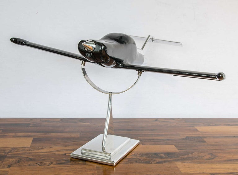 Mid-20th Century Manufacture's Design Concept Model for a Single Engine Light For Sale