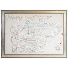 Map of Harwich, Massachusetts