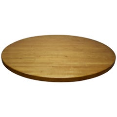 Maple Butcher's Block Style Table Top Only