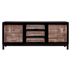 Maple Suzy Wong Buffet Cabinet by Kenneth Cobonpue