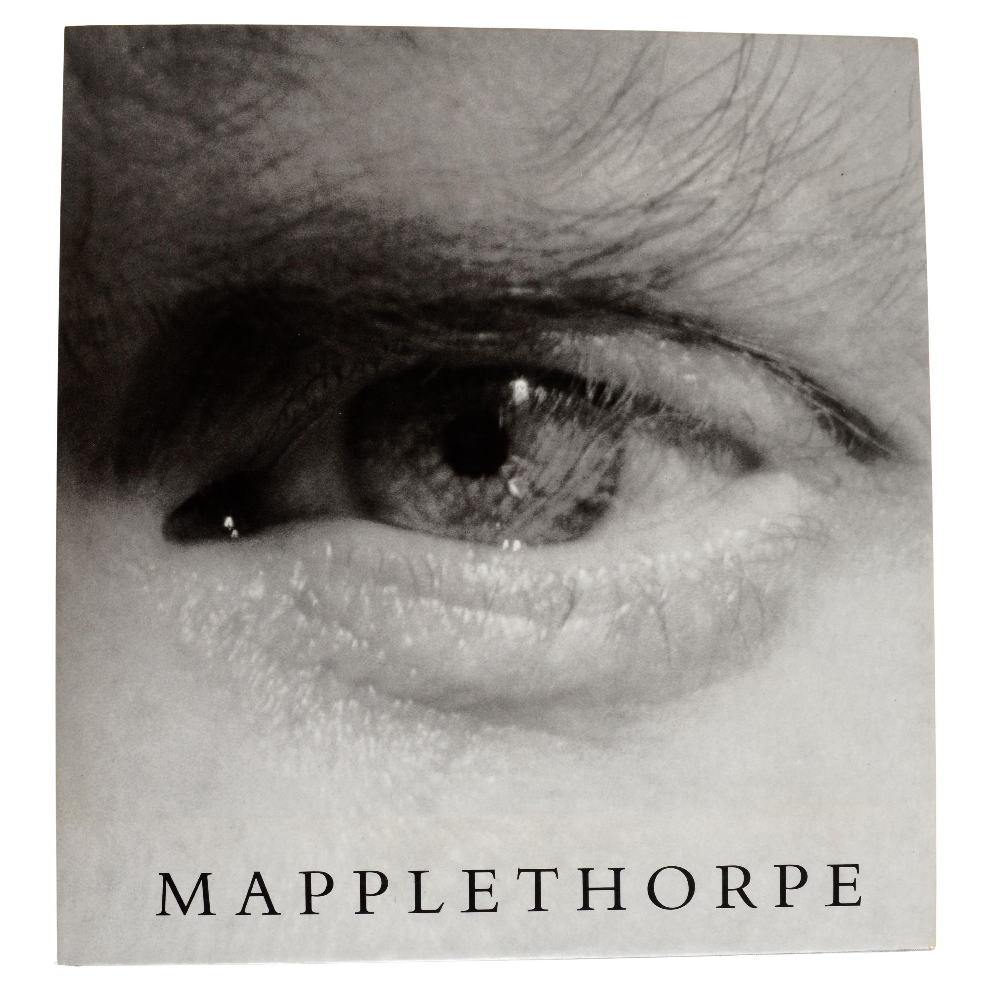 Mapplethorpe by Robert Mapplethorpe, Intro. by Arthur Coleman Danto
