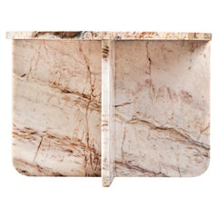 Mara Marble Side Table by Edition Club