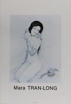 """Mara Tran-Long - """"Nu Á La Rose"""" Nude"""