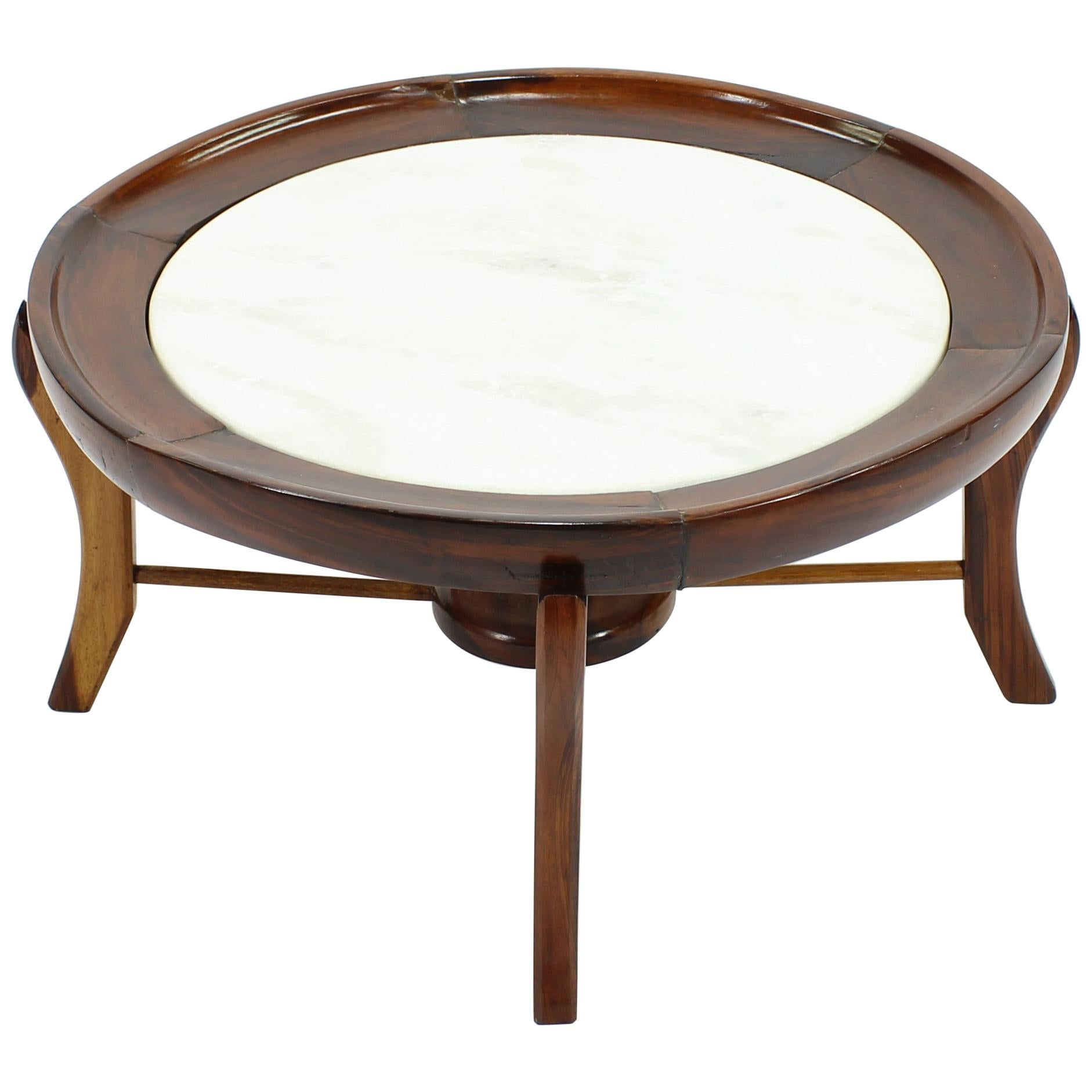 Maracanã Coffee Table Attributed to Giuseppe Scapinelli