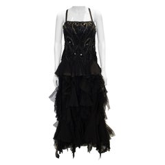 Maralane Gothic Evening Gown