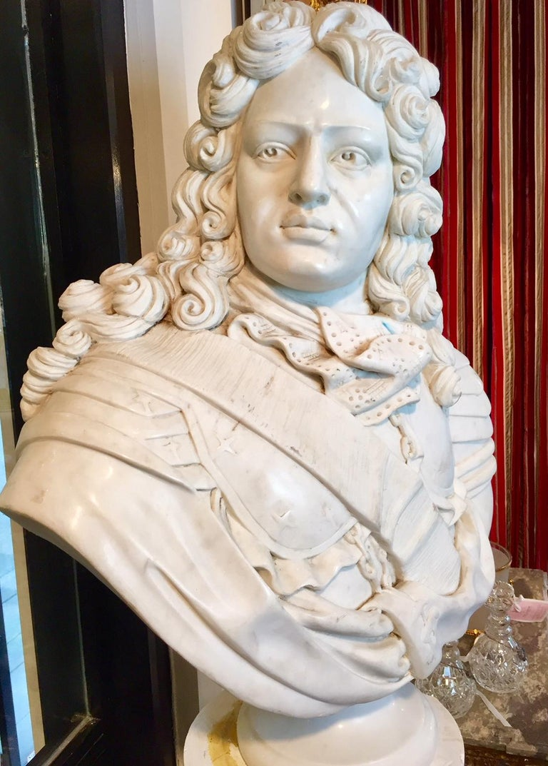 Louis XIV, known as Louis the Great or Le Roi Soleil (Sun King) was a monarch who reigned as king of France from 1643 until his death in 1715. His reign of 72 years and 110 days is the longest recorded of any monarch of a sovereign country in