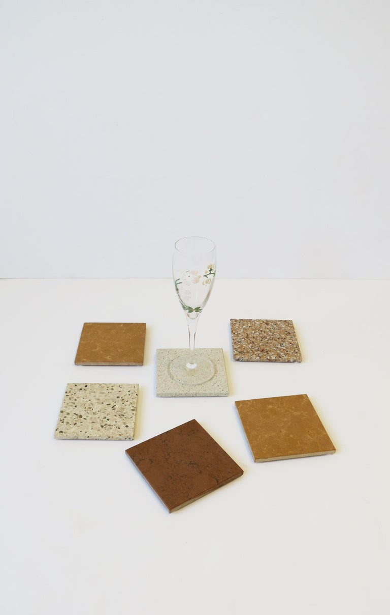 Minimalist Coaster Set For Sale