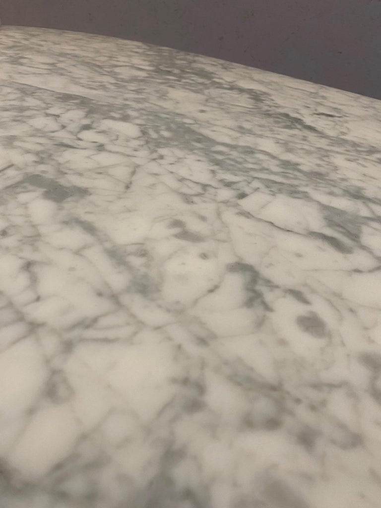 Italian Marble Coffee Table, 1970s For Sale