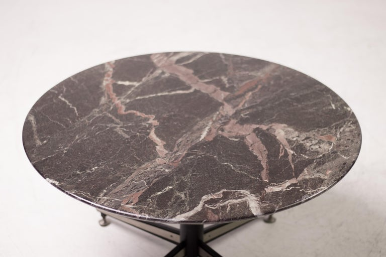 Mid-20th Century Marble Coffee Table For Sale