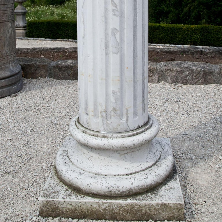Marble Column, 20th Century For Sale 1
