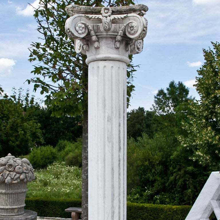 Marble Column, 20th Century For Sale 2