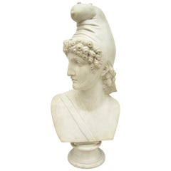 Marble Composite Bust