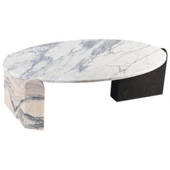 Marble Contemporary Jean Center Table