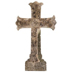 Marble Cross, England, circa 1900