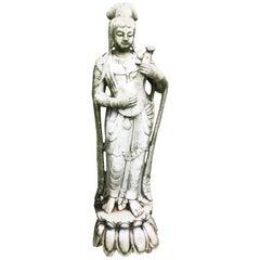 Marble Figural Garden Statue