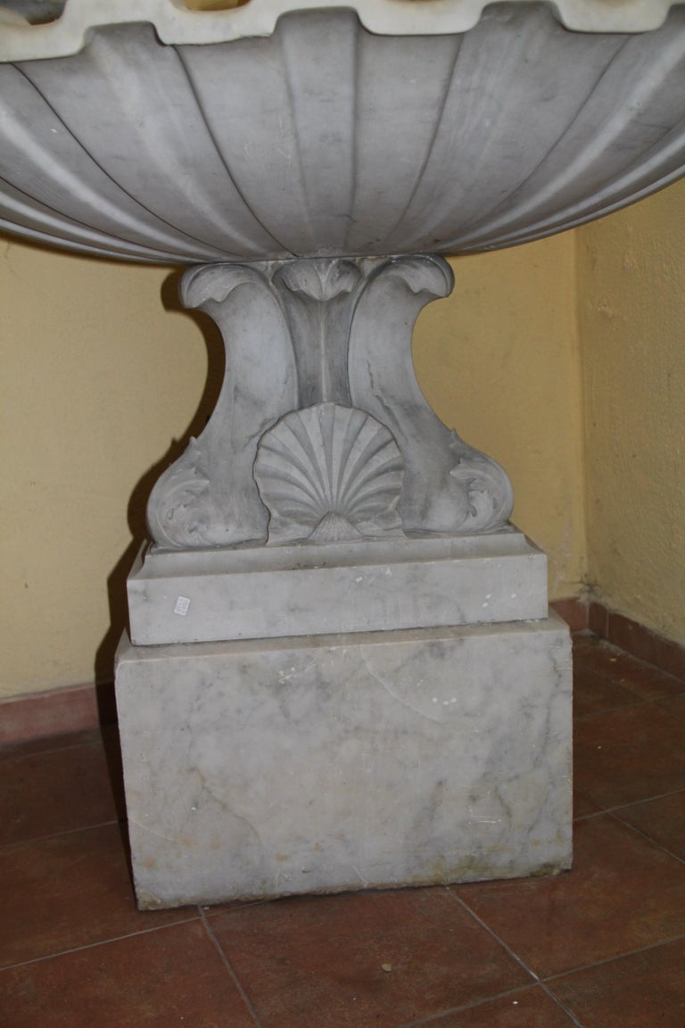 Marble Fountain, 19th Century 2