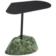 Marble Island Side Table by Krzywda