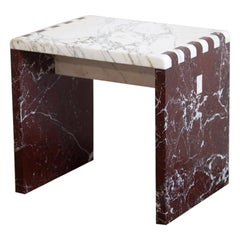Marble Jointed Stool 002
