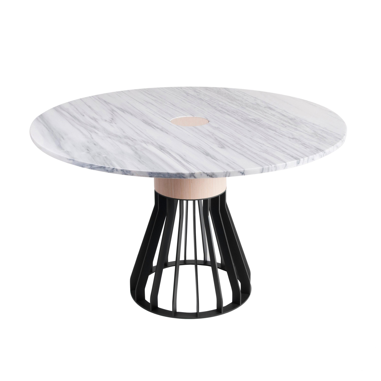 """Marble """"Mewoma"""" Dinner Table, Jonah Takagi"""