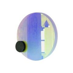 "Marble ""Moon"" Mirror, Sebastian Scherer"