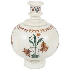 Mughal Style Marble Vase