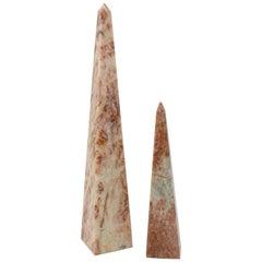 Marble Obelisk, Vintage