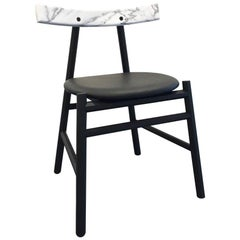 "Marble ""Ronin"" Padded Chair, Frederik Werner & Emil Lagoni Valbak"