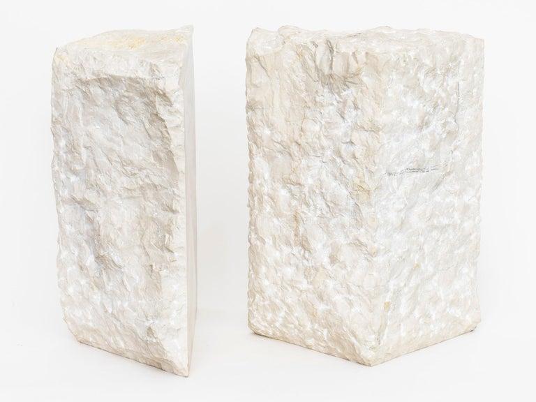 Italian Marble Sculpture by Hanna Eshel For Sale