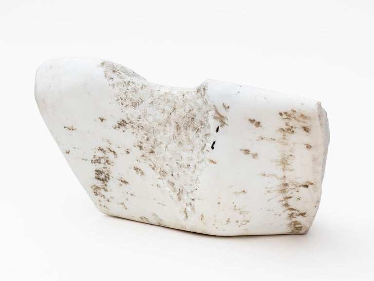 Marble Sculpture by Hanna Eshel In Excellent Condition For Sale In New York, NY