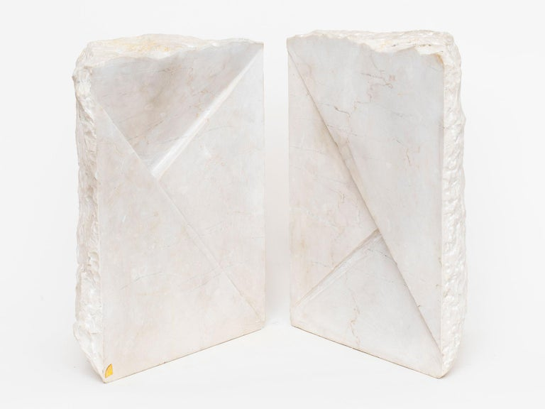 Late 20th Century Marble Sculpture by Hanna Eshel For Sale