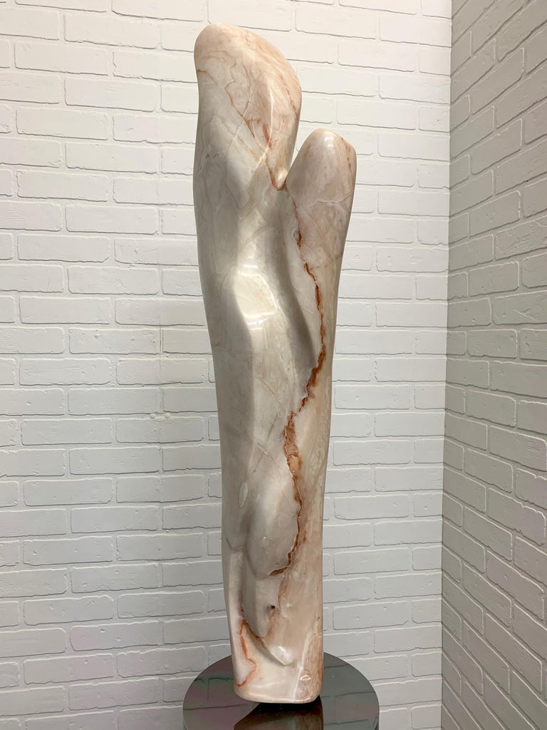 Marble Sculpture Titled