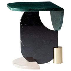 Marble Side Table by Dooq