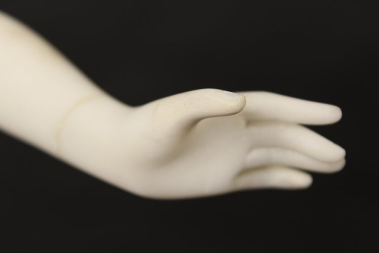 Marble Statue by Rene Bulens For Sale 6